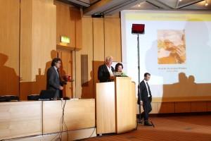 GEA Ehrenpreis für Prof. Dr. Gernot Wießner | privat
