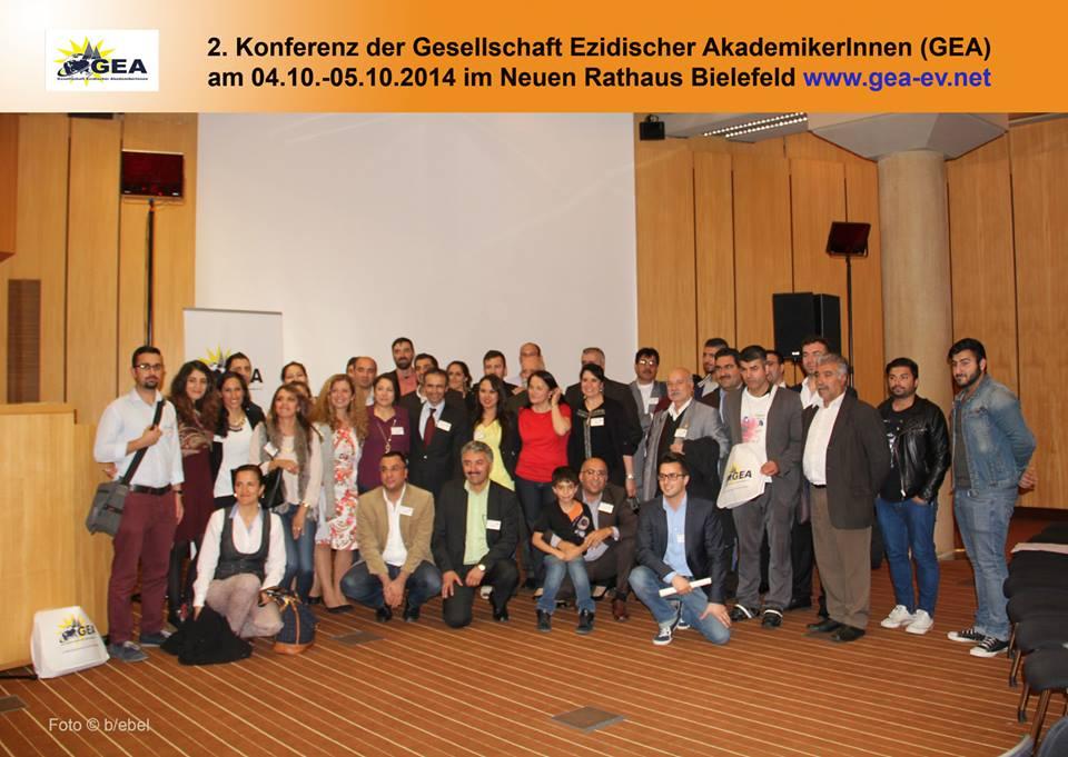 Teilnehmer der GEA Konferenz | Bild: Birgit Ebel