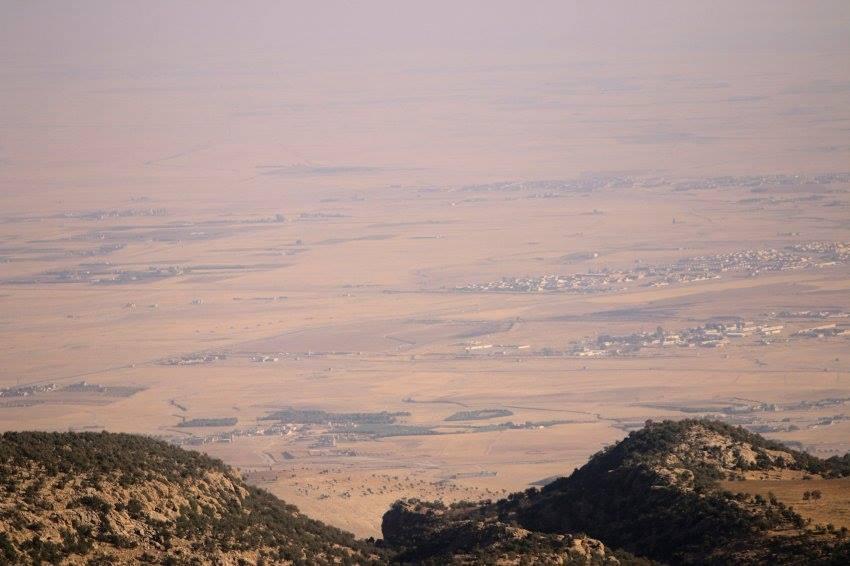 Gipfel des Shingal-Bergmassivs (by Assafir)