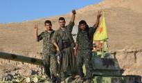 HPG und YPG-Kämpfer in Makhmur