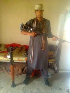 Hammadi Abdulaziz Mitweti schloss sich in Shingal der IS-Terrormiliz an