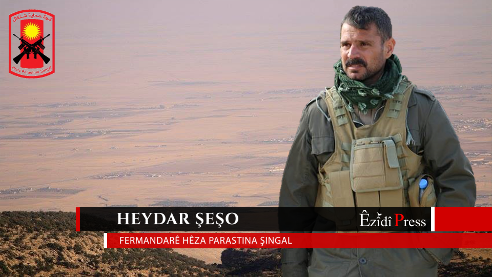 HPŞ-Oberkommandeur Heydar Shesho