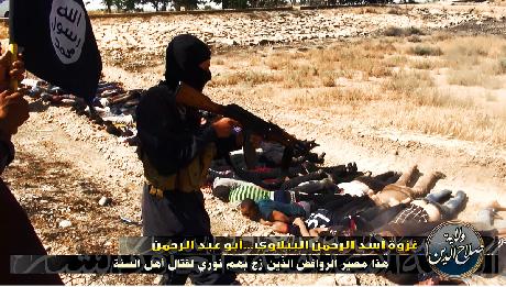 ISIS Massaker