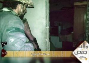 ISIS Terroristen stürmen Haus