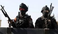 """Soldaten der irakischen Spezialeinheit """"Goldene Division"""" (al)"""