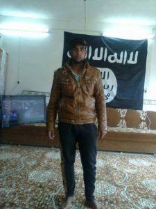 Jamal Jassim Ali Saleh Mitweti schloss sich in Shingal der IS-Terrormiliz an
