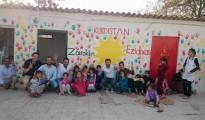 Jugendkomitee Emmerich hilft êzîdîschen Flüchtlingskindern in Nordkurdistan | privat