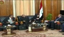 Êzîdîsche Delegation zu Gesprächen im irakischen Verteidigungsministerium
