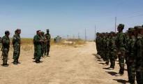 Êzîdîsche Peshmerga in Shingal