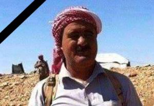 Khalaf Reshkani, HPŞ-Kämpfer, der während der Offensive in Shingal gefallen ist