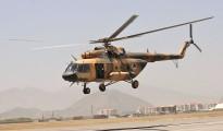 Transporthelikopter vom Typ Mi-17, der auch von der irakischen Armee eingesetzt wird (USArmy)
