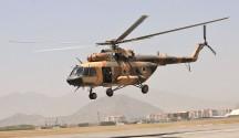 Transporthelikopter vom Typ Mi-17, der auch von der kurdische Peshmerga eingesetzt wird (USArmy)