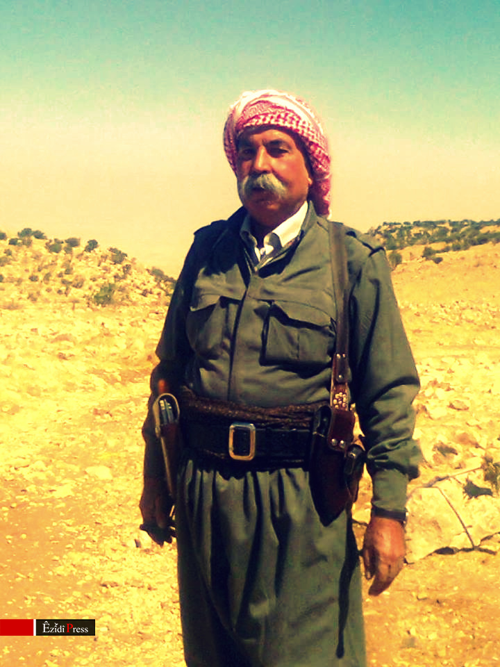 HPŞ-Kommandeur Mirad Hato