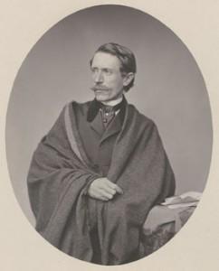 Moritz Wagner (1813 - 1887)