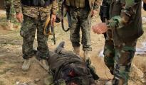 Von Peshmerga getöteter IS-Terrorist nahe Tal Afar
