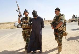 Pêşmerga Kräfte nehmen ISIS Terroristen fest | AFP