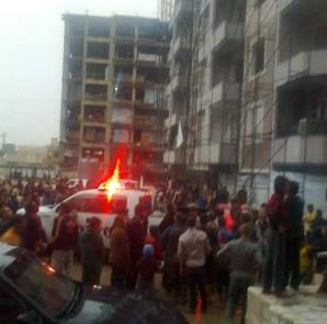 Flüchtlingsproteste in Zakho | 16. Okt.