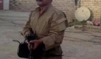 Êzîdîsher Kommandeur von Duhola, Qasim Pîr Avdo   ©êzîdîPress