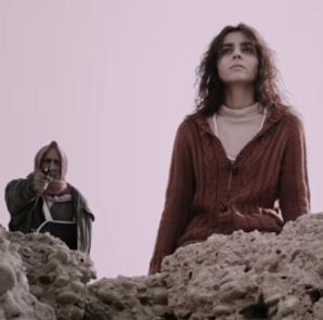 """Eine der umstrittenen Szenen aus dem Film """"Reşeba"""" (Screenshot/mîtosfilm/YT)"""