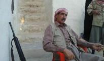 Êzîdîscher Kommandeur Sheikh Kheri Mirad Sheikh Khidir