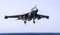 US Kampfjet, der im Irak und Syrien gegen den IS eingesetzt wird   DOD