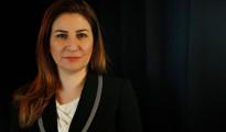Êzîdîsche Parlamentsabgeordnete Vian Dakhil (Luke MacGregor)