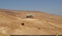 Êzîdîsche Pilgerstätte im Süden des Shingal-Gebirges: In die Luft gesprengt von IS-Terroristen