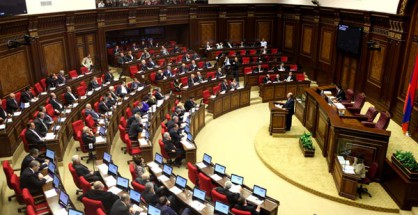 Nationalversammlung Armeniens