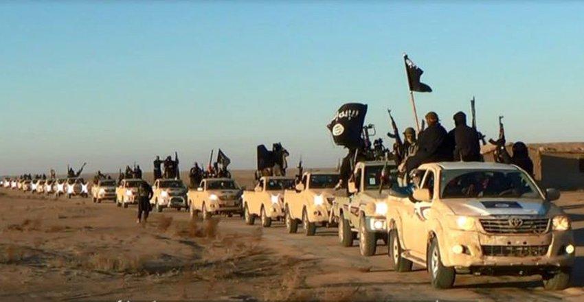 Islamisten der ISIS