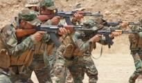 Internationale Ausbildung in Erbil - erstmals mit Jesiden (Quelle: Bundeswehr/PAO Erbil)
