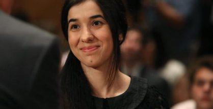 Nadia Murad wird ab September UN-Sonderbotschafterin