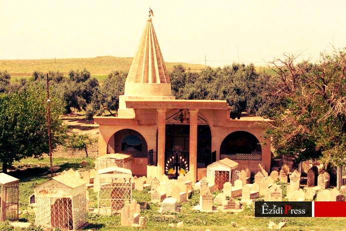 Haji Ali-Tempel in Baadre