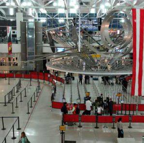 internationaler John F. Kennedy Flughafen in New York (jfk)