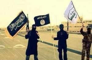 Islamisten der ISIS und Al-Nusra