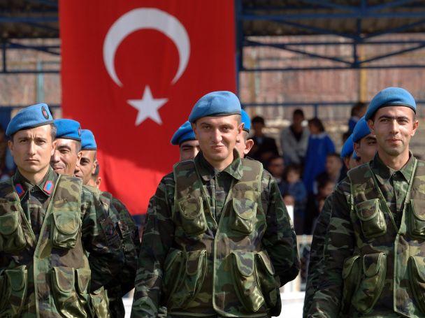 Soldaten der türkischen Armee (RBC)