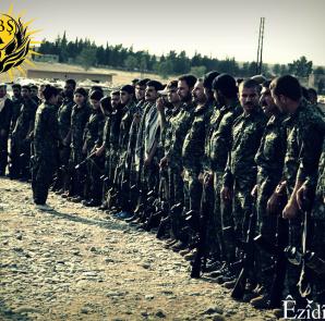 Êzîdîsche Widerstandseinheit Shingal (YBŞ)